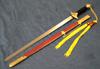 Budoten Tai Chi Schwert, feste Metallklinge (stumpf)