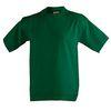 Liberty T-Shirt, dunkelgrün accessoires t-shirt freizeitartikel kleidung bekleidung t-shirts tshirts tshirt freizeitbekleidung sticktextil stickgeeignet bestickungstextil kurzarm