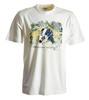 BJJ-Shirt Ground Warrior weiß accessoires t-shirt freizeitartikel kleidung bekleidung kickboxen kickboxing jujutsu ju+jutsu ju-jutsu kungfu kung+fu kung-fu karate judo aikido taekwondo brazilian jiu jitsu bjj tkd t-shirts tshirts tshirt freizeitbekleidung