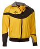 Teamwear Element C1 Jacke, Gelb freizeitartikel trainingsanzuege freizeitanzuege jacken einzeljacken kleidung bekleidung trainingsanzug
