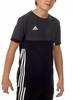 T16 ClimaCool T-Shirt Jungen AJ5432, Schwarz-Grau accessoires t-shirt freizeitartikel kleidung bekleidung t-shirts tshirts tshirt freizeitbekleidung