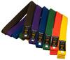 Kaiten Farbgurt guertel gürtel budoguertel budogürtel obi judogürtel karategürtel taekwondogürtel brazilian jiu jitsu gürtel bjj gürtel