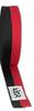 KWON KWON-Budogürtel schwarz-rot (Poom)