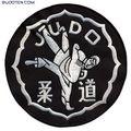 Sportimex Aufnäher Judo groß