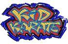 Budoten Stickmotiv Kampfsport Kid Karate Logo - EMB-CJ821