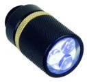 Black Field LED Endkappe