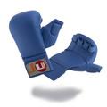 Ju-Sports Karate Handschutz blau mit Daumen