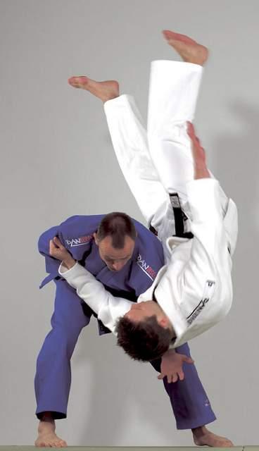 Judogi Nippon Olympic blue uniform judo judogi
