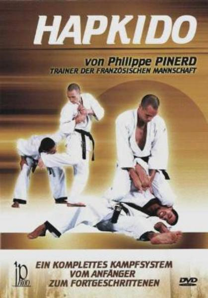 Hapkido by Philippe Pinerd dvd dvds lehrmittel video videos hapkido