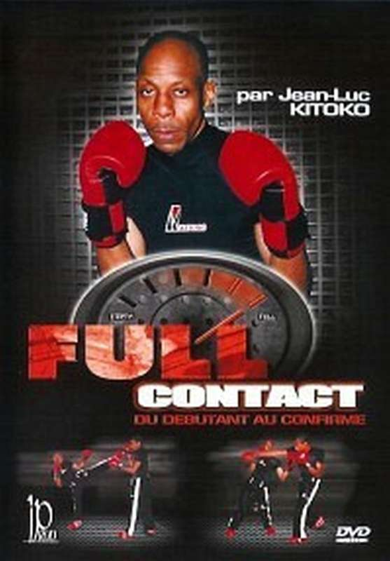 Full-Contact From Beginner to Advanced video kickboxing kick+boxing kickboxing