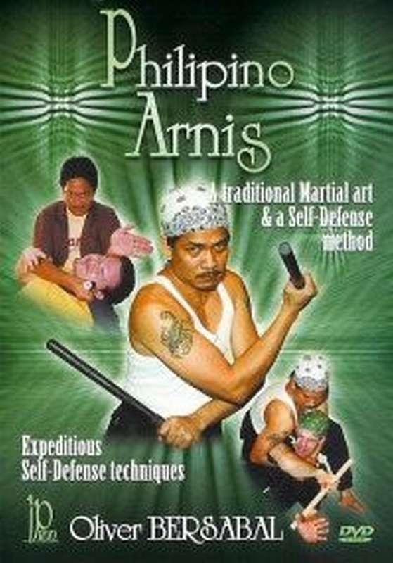 Philipino arnis dvd arnis+escrima+kali