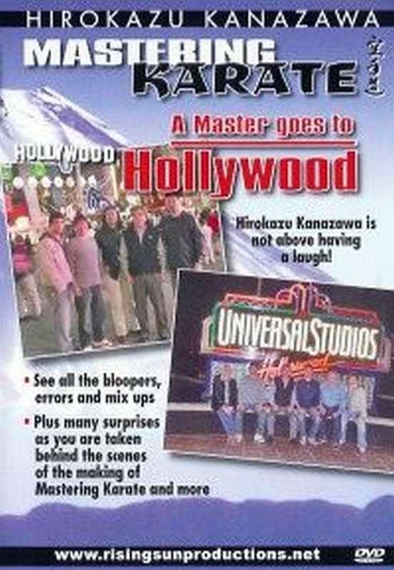 Mastering Karate A Master Goes to Hollywood dvd dvds lehrmittel video videos karate shotokan shotokanryu kata kumite kihon prüfung jka japan karate association