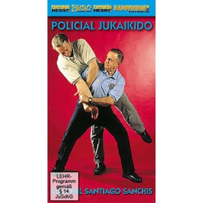 DVD Sanchis - Police Jukaikido dvd dvds lehrmittel video videos bodyguard security polizei sicherheitskräfte selbstverteidigung spezialeinheiten special+forces