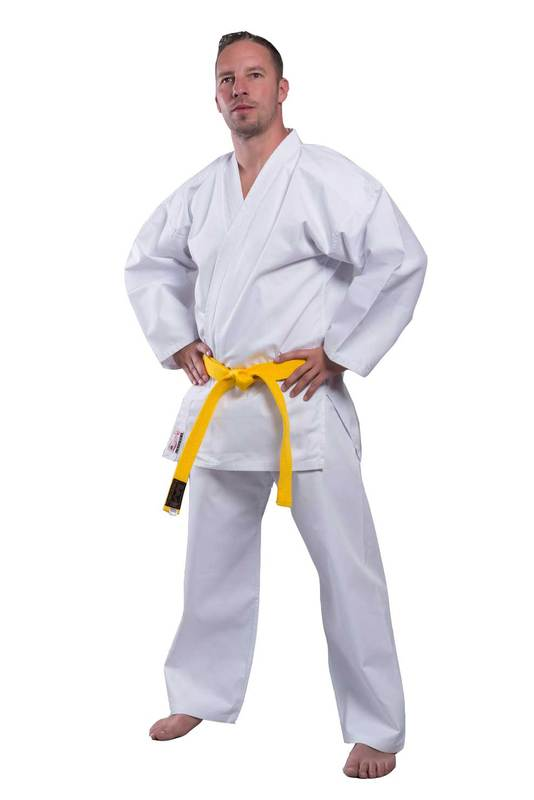 Karate suit Takachi white uniform karategi karate