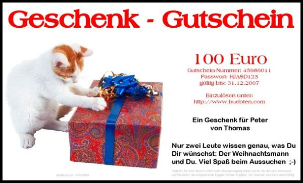 Letter and gift certificates geschenkgutscheine geschenkgutschein briefgutschein allgemein