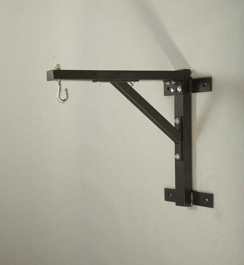Sandbag wall mount steel black training+equipment training+gear apparatus sandbag fixing