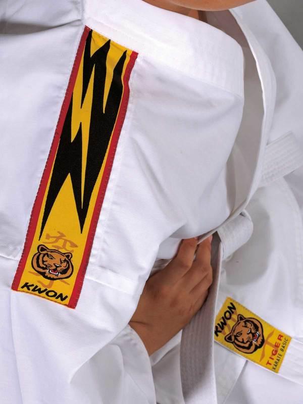 Teakwondo Suit TIGER, Kwon Club Line Edition uniform taekwondo