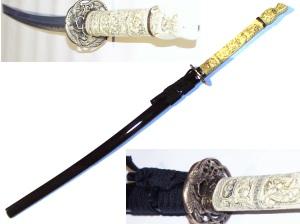 Verwandte suchanfragen zu ich will mir ein samurai schwert als