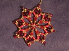 7 cm Perlenstern, Deluxe mit echten Svarowski-Kristallen, SAC204070519