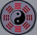 DanRho Stickabzeichen Pa Kua