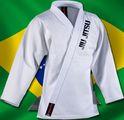 DanRho Jiu Jitsu Anzug Rio weiß