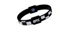 EFX Silikon Sportarmband karo weiß, Gr. L