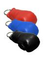 Schlüsselanhänger Mini-Boxhandschuh blau