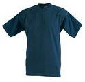 V-Neck - T-Shirt S schwarz