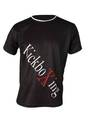 Top Ten T-Shirt TopTen Kickboxing, schwarz