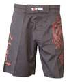 Top Ten TopTen MMA Shorts Dragon, Schwarz-Rot