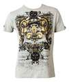 T-Shirt TopTen MMA Unicorn, Grau XL