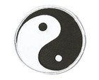 Ju-Sports Patch Ying Yang