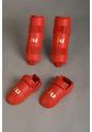 Ju-Sports Schienbein-Spannschutz Karate