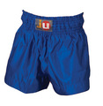 Thaiboxhose color blau L