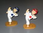 Taekwondo Figuren (Paar)