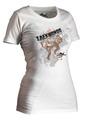Ju-Sports Taekwondo-Shirt Matsogi weiß Lady