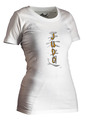 Ju-Sports Lady Judo Shirt Classic weiß