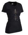 Ju-Sports Lady Ju-Jutsu-Shirt Classic schwarz