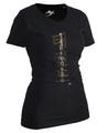 Ju-Sports Lady Taekwondo-Shirt Classic schwarz