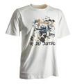 Ju-Sports Ju-Jutsu-Shirt Artist weiß