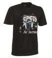 Ju-Sports Ju-Jutsu-Shirt Artist schwarz