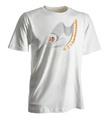 Ju-Sports Taekwondo-Shirt Moiré weiß