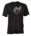 Ju-Sports Taekwondo-Shirt Moiré schwarz