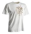 Ju-Sports Taekwondo-Shirt Trace weiß