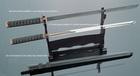 KWON Schwertständer für zwei Schwerter