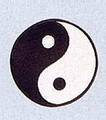 KWON Stickabzeichen Yin Yang