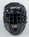 Kopfschutz mit Eisengitter XL