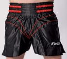 Kwon Wave schwarz-rot