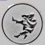 DanRho  Emblem in silber