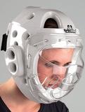 DanRho  Kopfschutz mit Visier CE